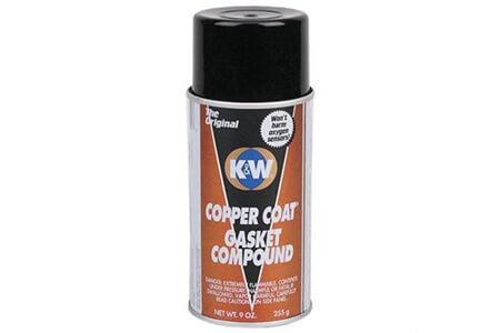 Copper Coat Head Gasket Sealant: G1612