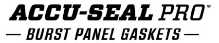 Accu-Seal Pro Burst Panel Gaskets
