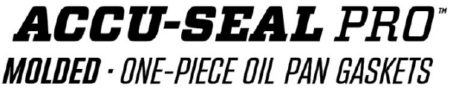 Accu-Seal Molded One-Piece Oil Pan Gaskets